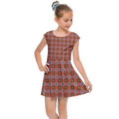 Persia Kids  Cap Sleeve Dress by deformigo