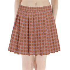 Persia Pleated Mini Skirt