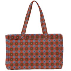Persia Canvas Work Bag