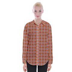 Persia Womens Long Sleeve Shirt