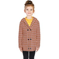 Persia Kids  Double Breasted Button Coat