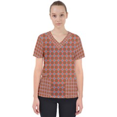 Persia Women s V-Neck Scrub Top