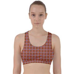 Persia Back Weave Sports Bra