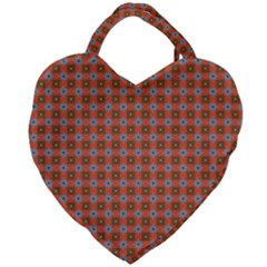 Persia Giant Heart Shaped Tote