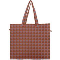 Persia Canvas Travel Bag