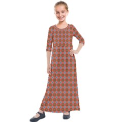 Persia Kids  Quarter Sleeve Maxi Dress