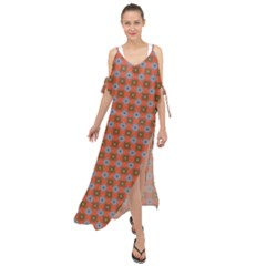 Persia Maxi Chiffon Cover Up Dress