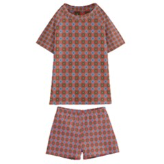 Persia Kids  Swim Tee and Shorts Set