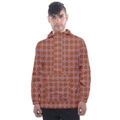 Persia Men s Front Pocket Pullover Windbreaker