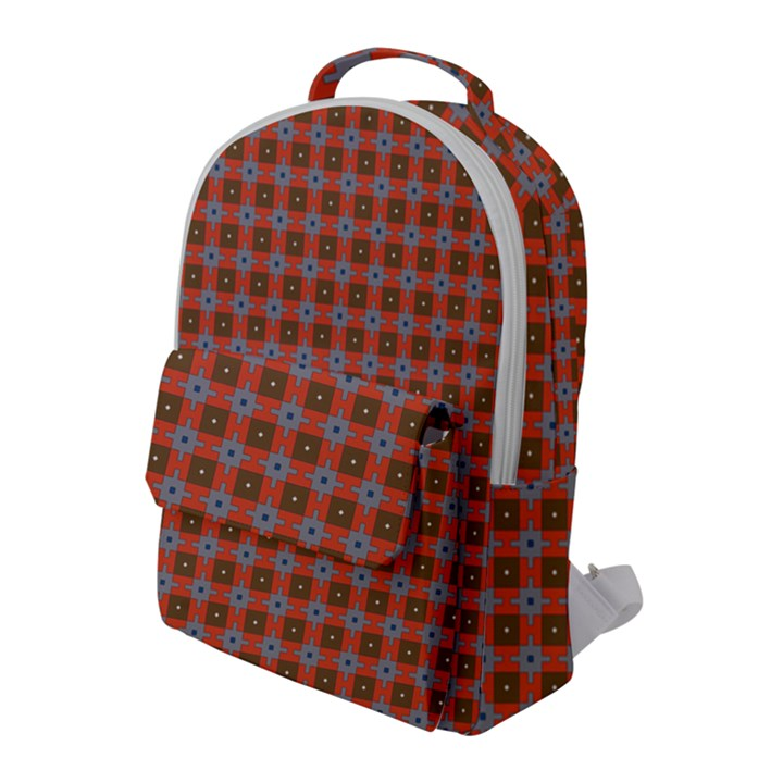 Persia Flap Pocket Backpack (Large)