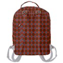 Persia Flap Pocket Backpack (Large) View3