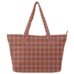 Persia Full Print Shoulder Bag