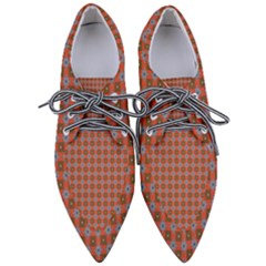 Persia Women s Pointed Oxford Shoes