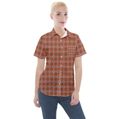 Persia Women s Short Sleeve Pocket Shirt