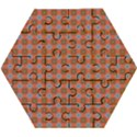 Persia Wooden Puzzle Hexagon View1