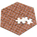 Persia Wooden Puzzle Hexagon View2