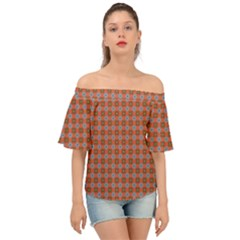 Persia Off Shoulder Short Sleeve Top