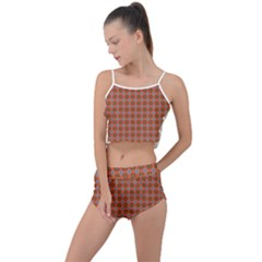 Persia Summer Cropped Co-Ord Set