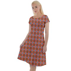 Persia Classic Short Sleeve Dress