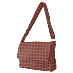 Persia Full Print Messenger Bag (M)