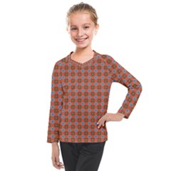 Persia Kids  Long Mesh Tee