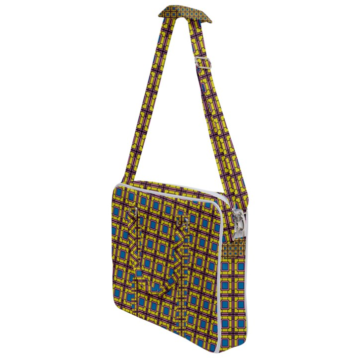 Montezuma Cross Body Office Bag