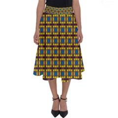 Montezuma Perfect Length Midi Skirt by deformigo