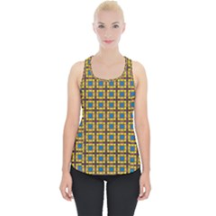 Montezuma Piece Up Tank Top by deformigo