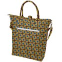 Montezuma Buckle Top Tote Bag View2