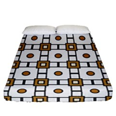 Peola Fitted Sheet (Queen Size)