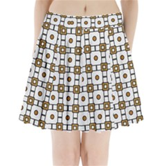 Peola Pleated Mini Skirt by deformigo