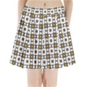 Peola Pleated Mini Skirt View1
