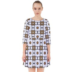 Peola Smock Dress by deformigo