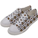 Peola Women s Low Top Canvas Sneakers View2