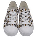 Peola Kids  Low Top Canvas Sneakers View1