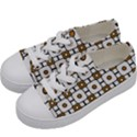 Peola Kids  Low Top Canvas Sneakers View2