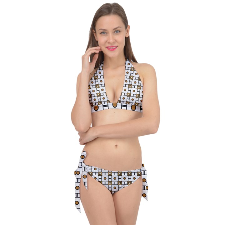 Peola Tie It Up Bikini Set