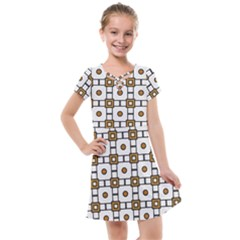 Peola Kids  Cross Web Dress by deformigo