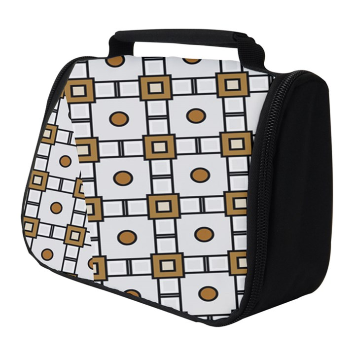 Peola Full Print Travel Pouch (Small)