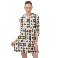 Peola Mini Skater Shirt Dress by deformigo