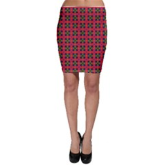 Wolfville Bodycon Skirt