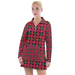 Wolfville Women s Long Sleeve Casual Dress