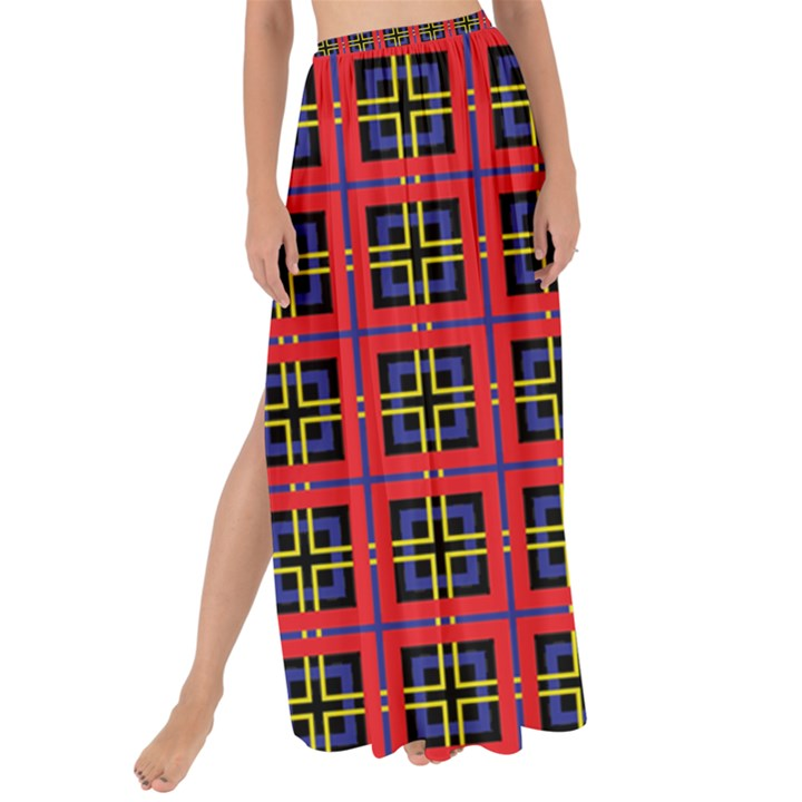 Wolfville Maxi Chiffon Tie-Up Sarong