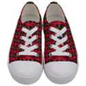 Wolfville Kids  Low Top Canvas Sneakers View1