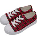 Wolfville Kids  Low Top Canvas Sneakers View2