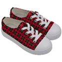 Wolfville Kids  Low Top Canvas Sneakers View3
