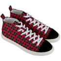 Wolfville Men s Mid-Top Canvas Sneakers View3