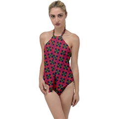 Wolfville Go With The Flow One Piece Swimsuit