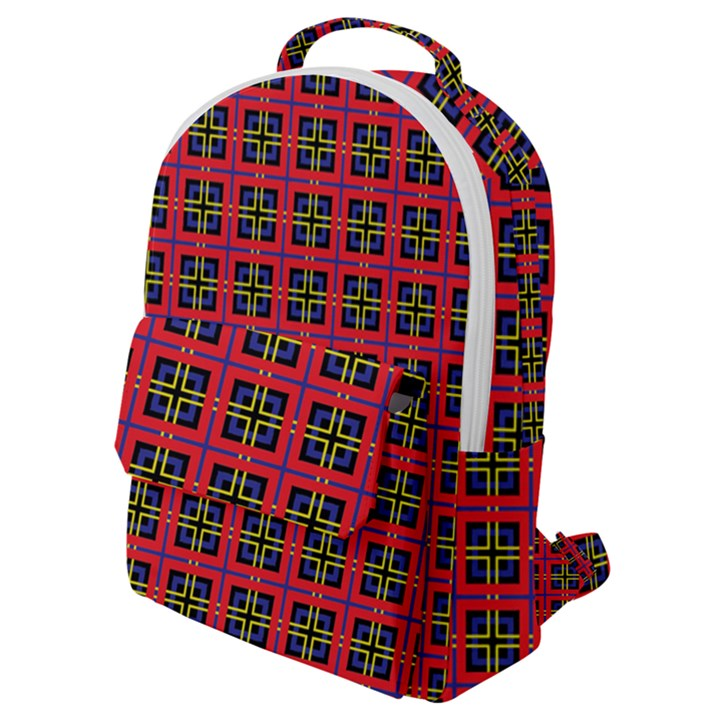 Wolfville Flap Pocket Backpack (Small)