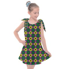 Komodo Kids  Tie Up Tunic Dress by deformigo